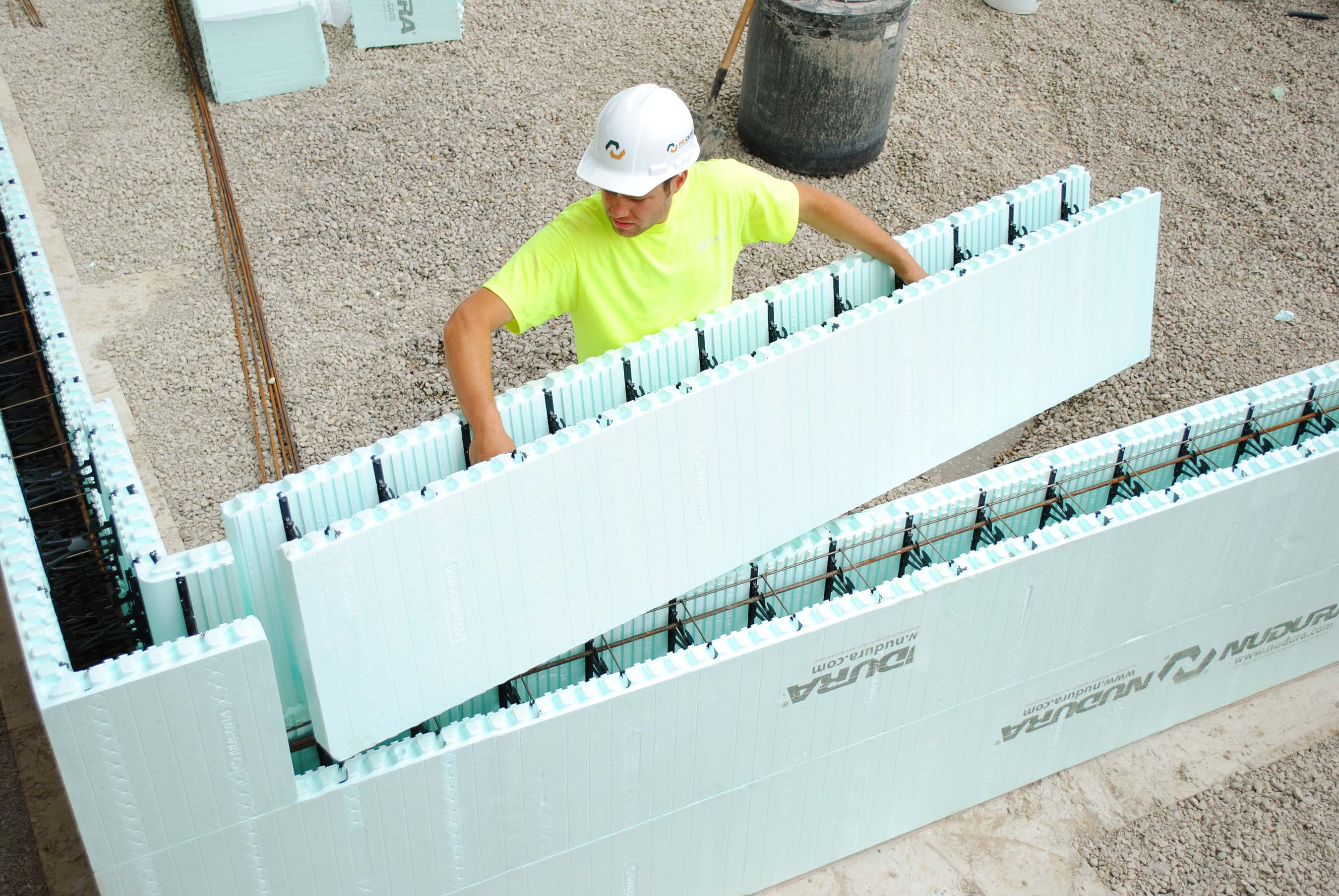 Nudura is building disaster resilient eco friendly homes for Nudura icf cost