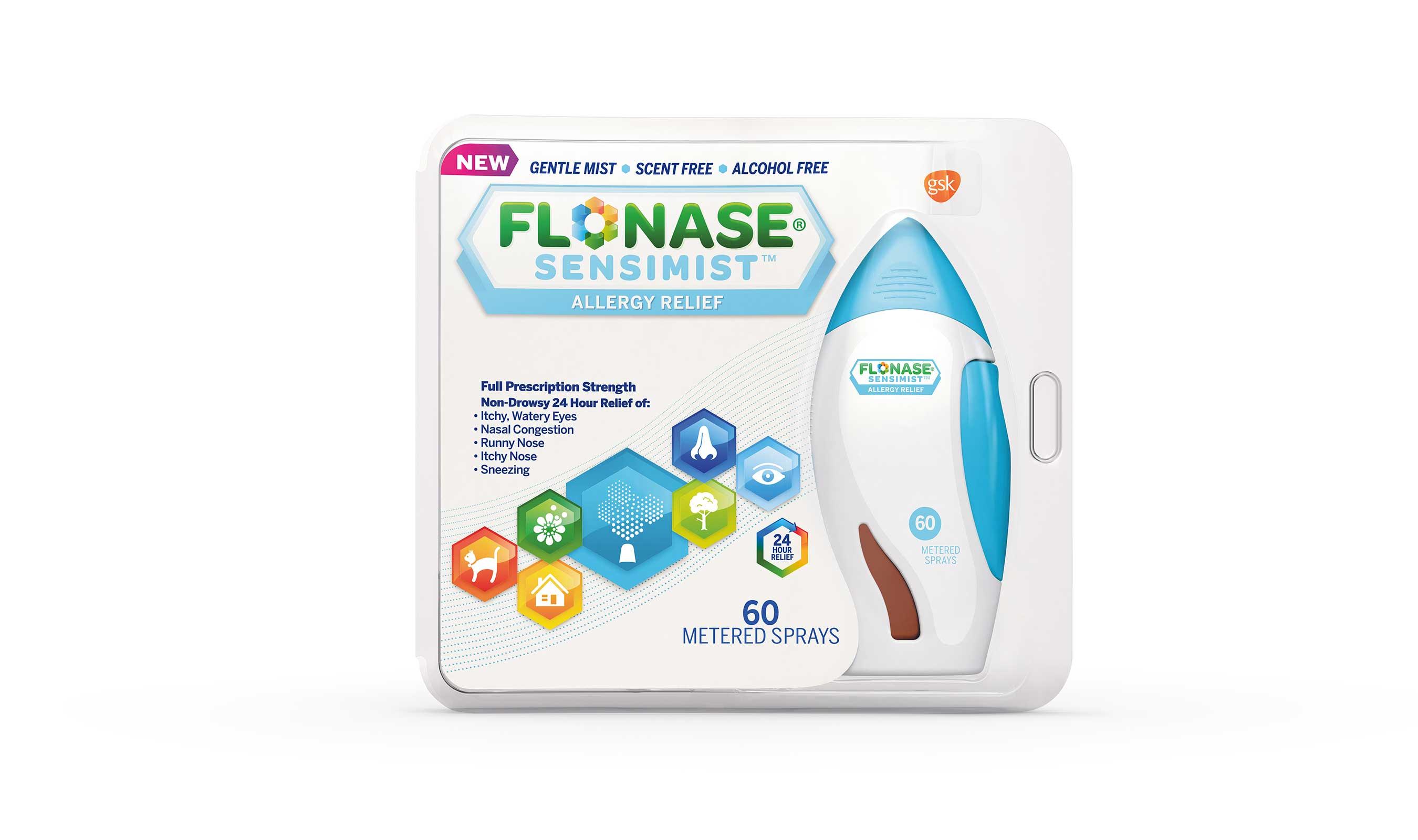 FLONASE® Sensimist™ Allergy Relief