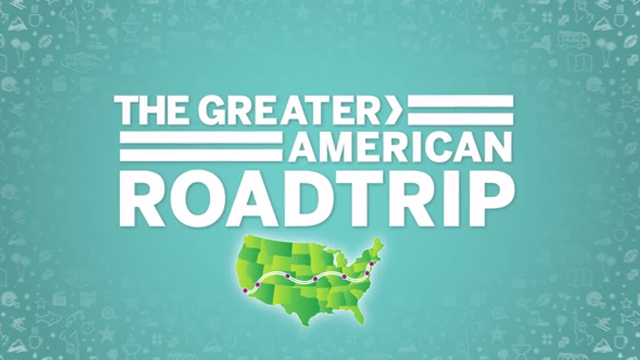 2017 Greater American Road Trip Launch