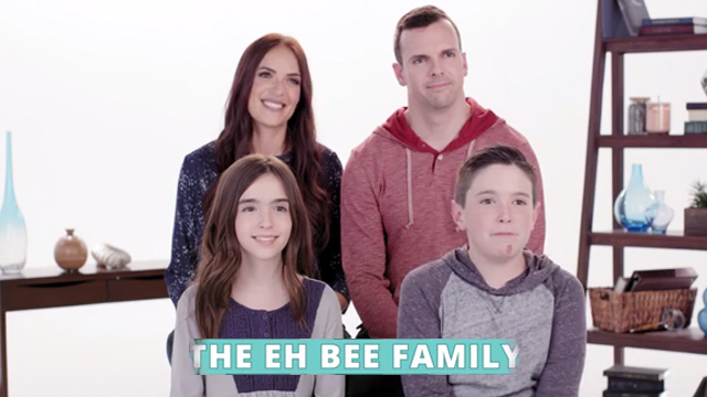 The Eh Bee Family Allergy Story