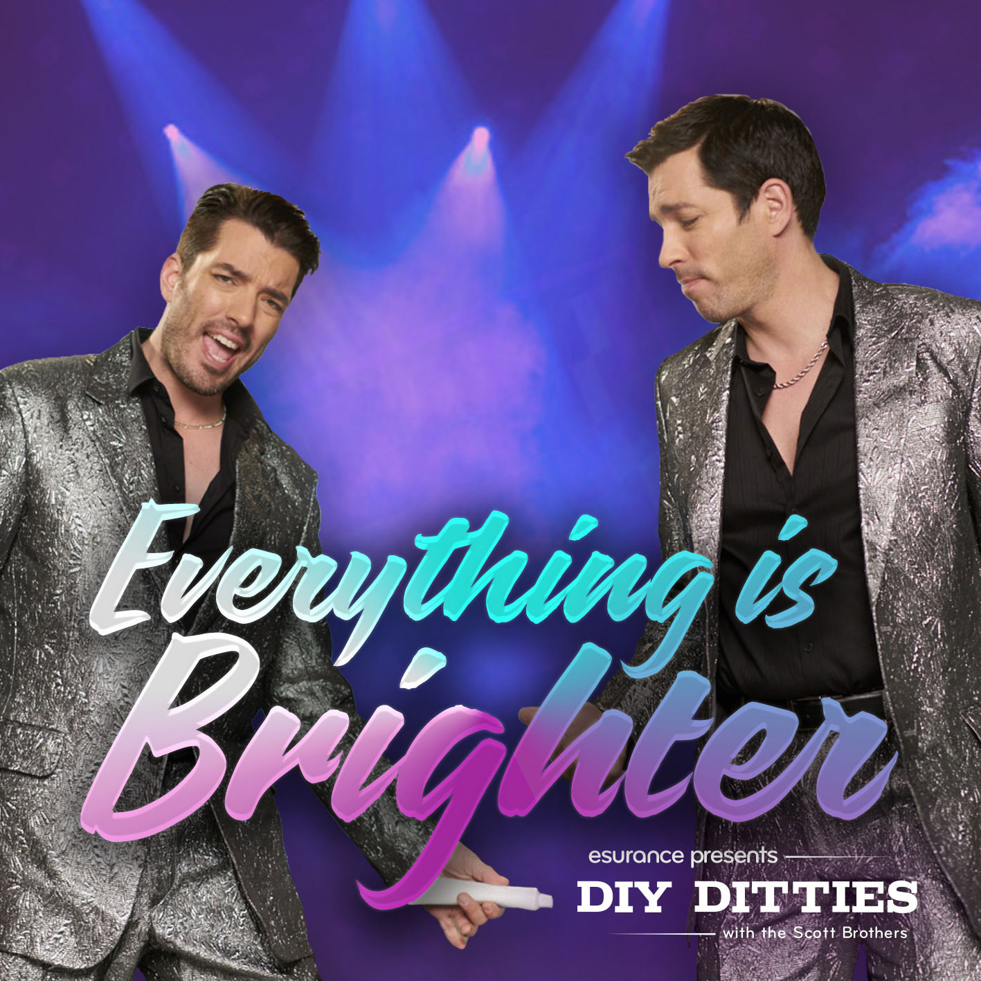 Esurance partners with HGTV's Property Brothers to teach DIY home and auto protection hacks.