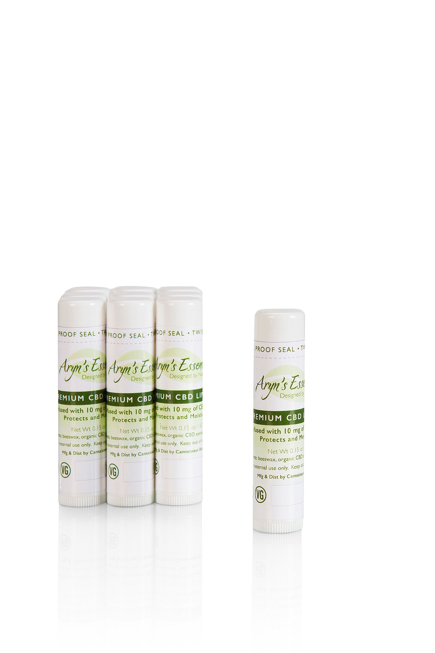 Cannaisseur Brands Launches Aryn's Essentials, Cannabis Topicals: THERAPY Designed by Nature!