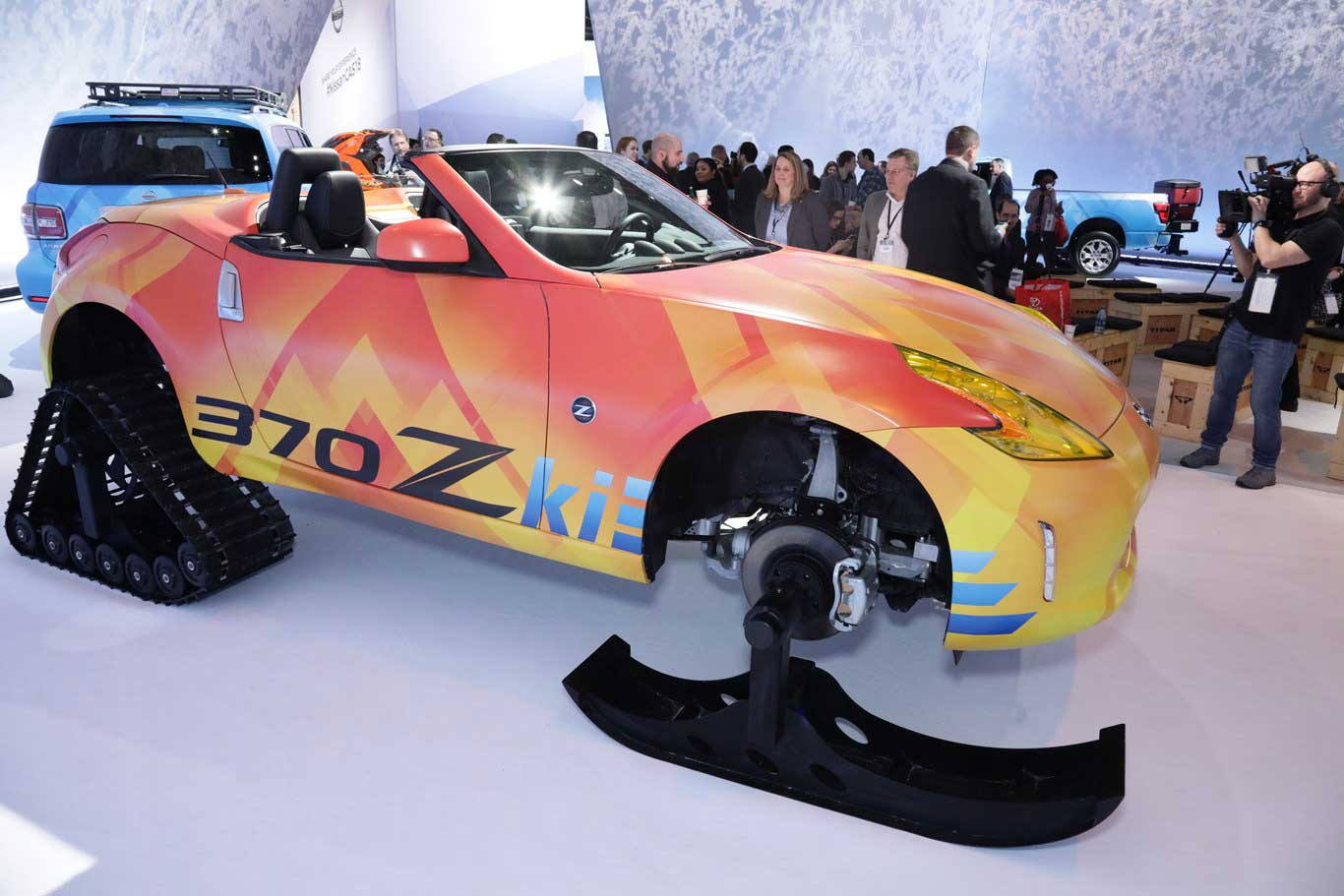 Chicago Auto Show Opens Its Doors For The Th Edition - Car show chicago today