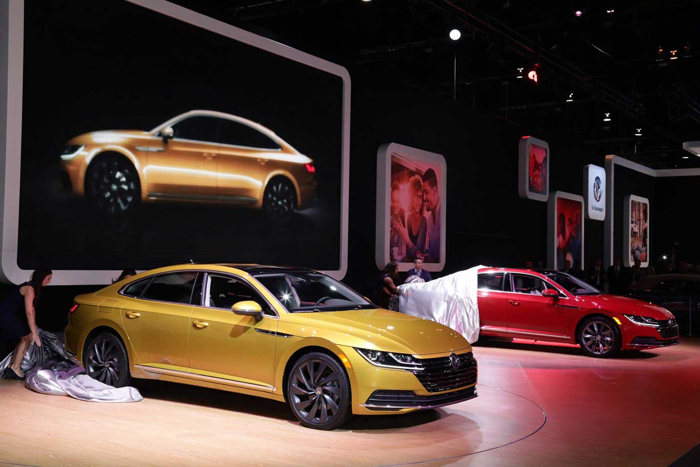 Chicago Auto Show Opens Its Doors For The 110th Edition