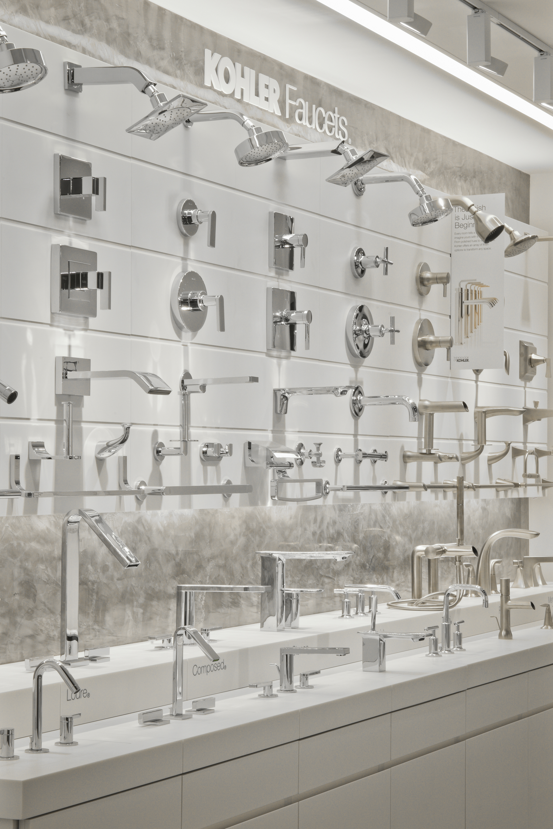 First kohler signature store in canada to open in vancouver for Bathroom displays