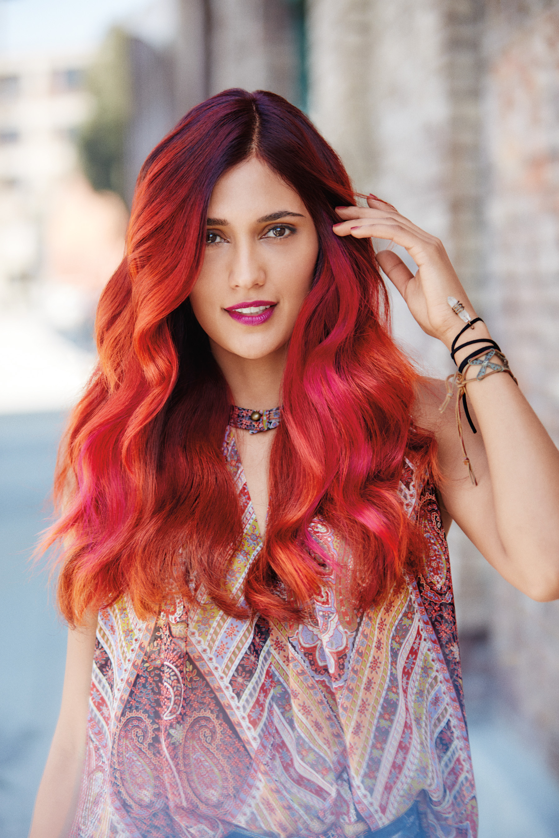 Clairol Professional Launches Permanent Vivid Hair Color For The