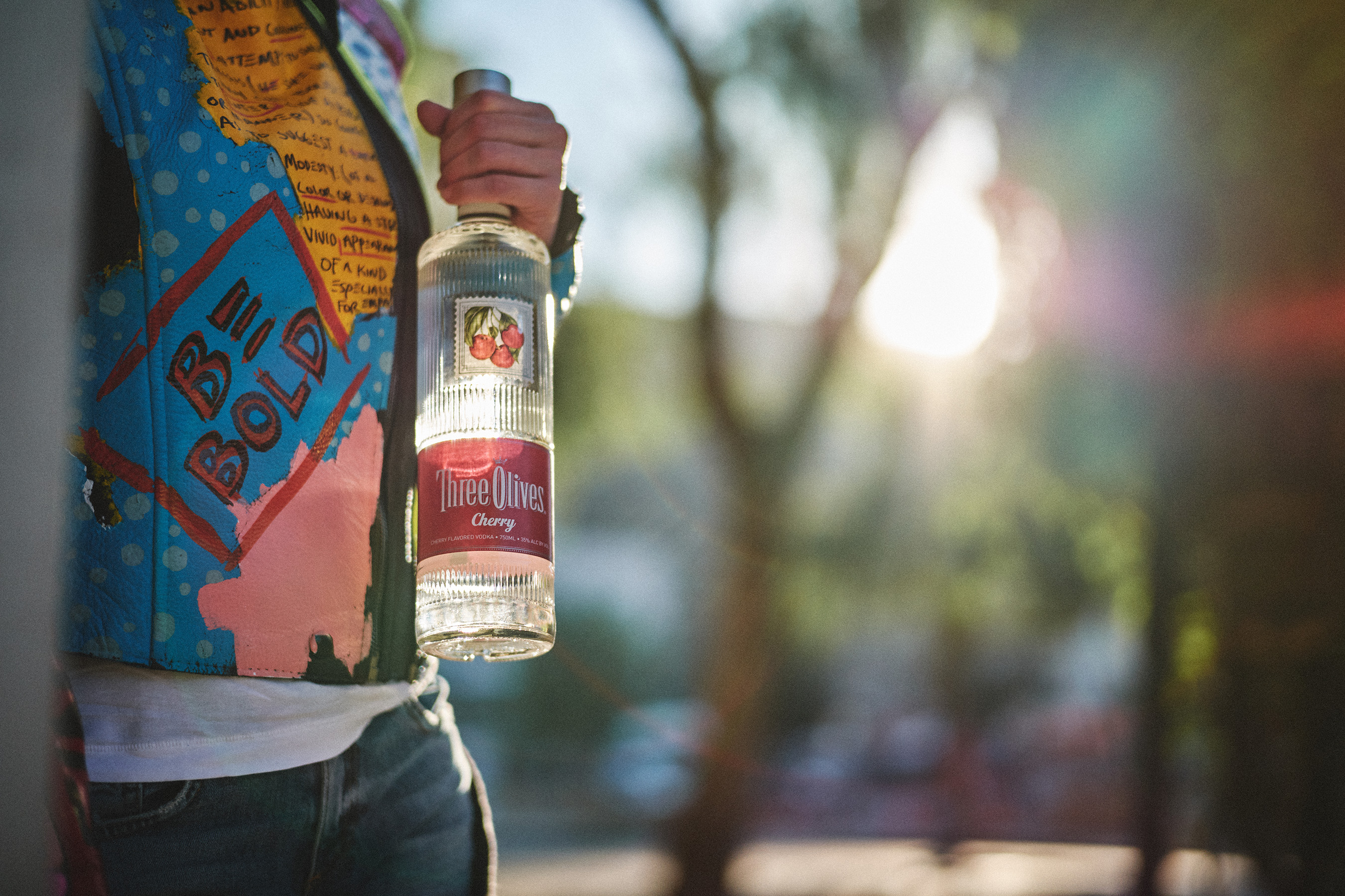 """The new Three Olives """"Find Otherness"""" campaign inspires consumers to be bold and cast boring to the wind. """"Find Otherness"""" celebrates individuality and reflects the fun and quirky spirit inherent in Three Olives Vodka."""