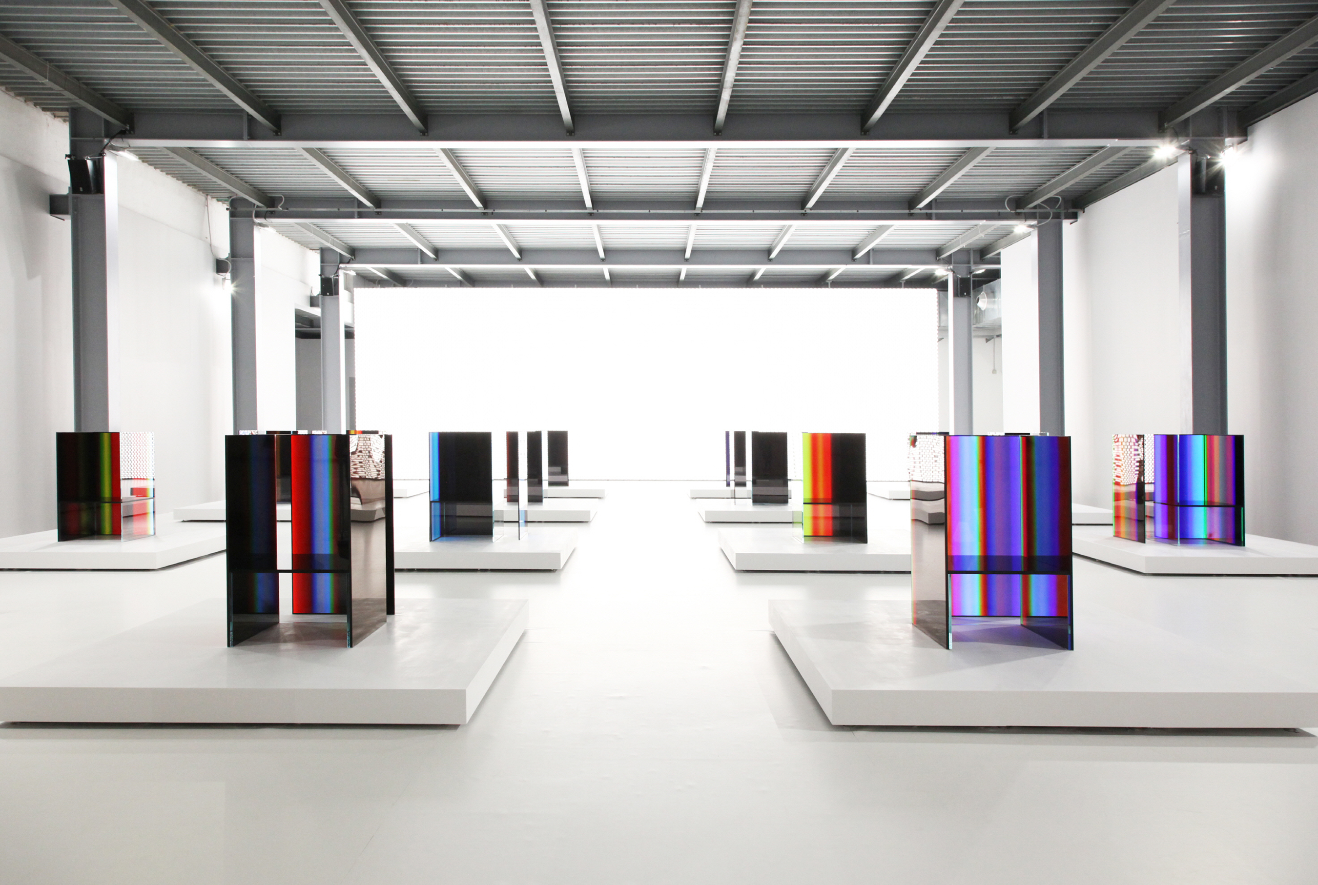 tokujin yoshioka x lg s f senses of the future light up On designer a milano