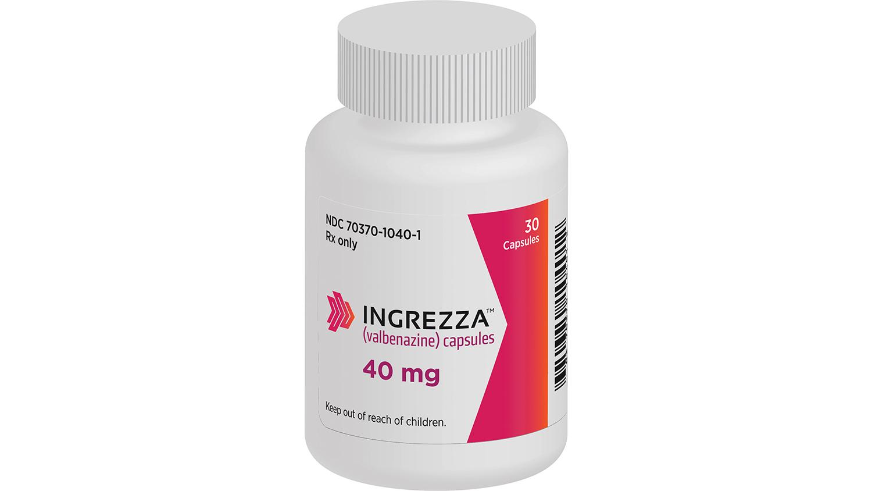 neurocrine announces fda approval of ingrezza tm