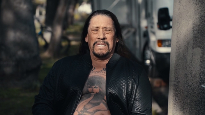 """Tough guy"" Danny Trejo shares his thoughts on how caregiving is tougher than tough"