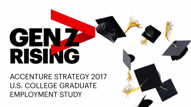 Accenture Strategy 2017 U.S. College Graduate Employment Study