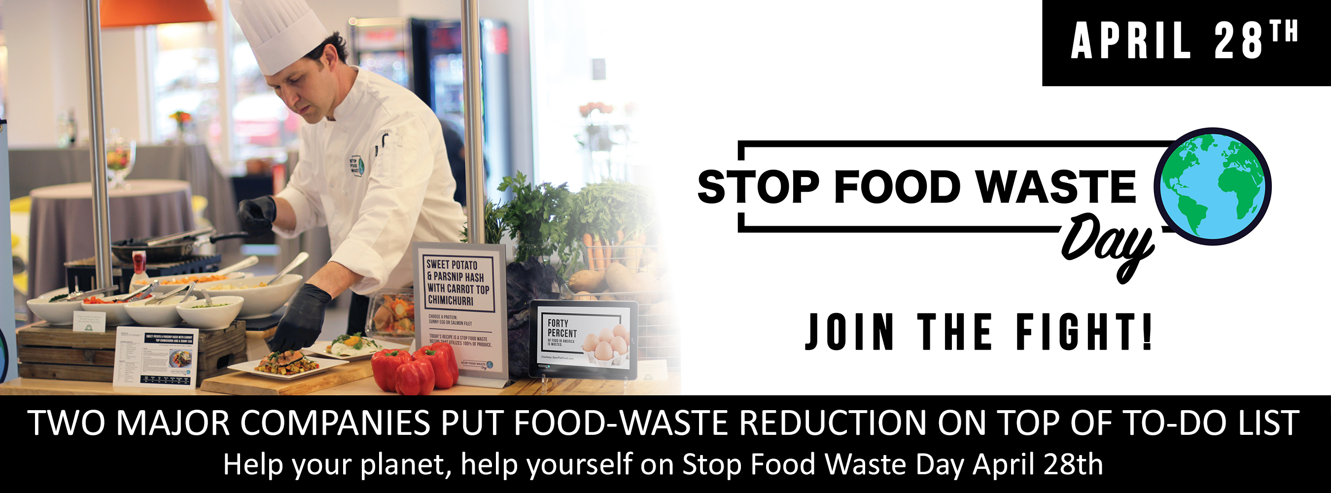 what do you put on top of kitchen cabinets two major companies put food waste reduction on top of to 28263