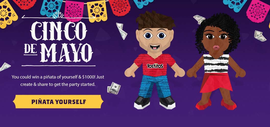 Tostitos Brings The Party IRL For Cinco de Mayo
