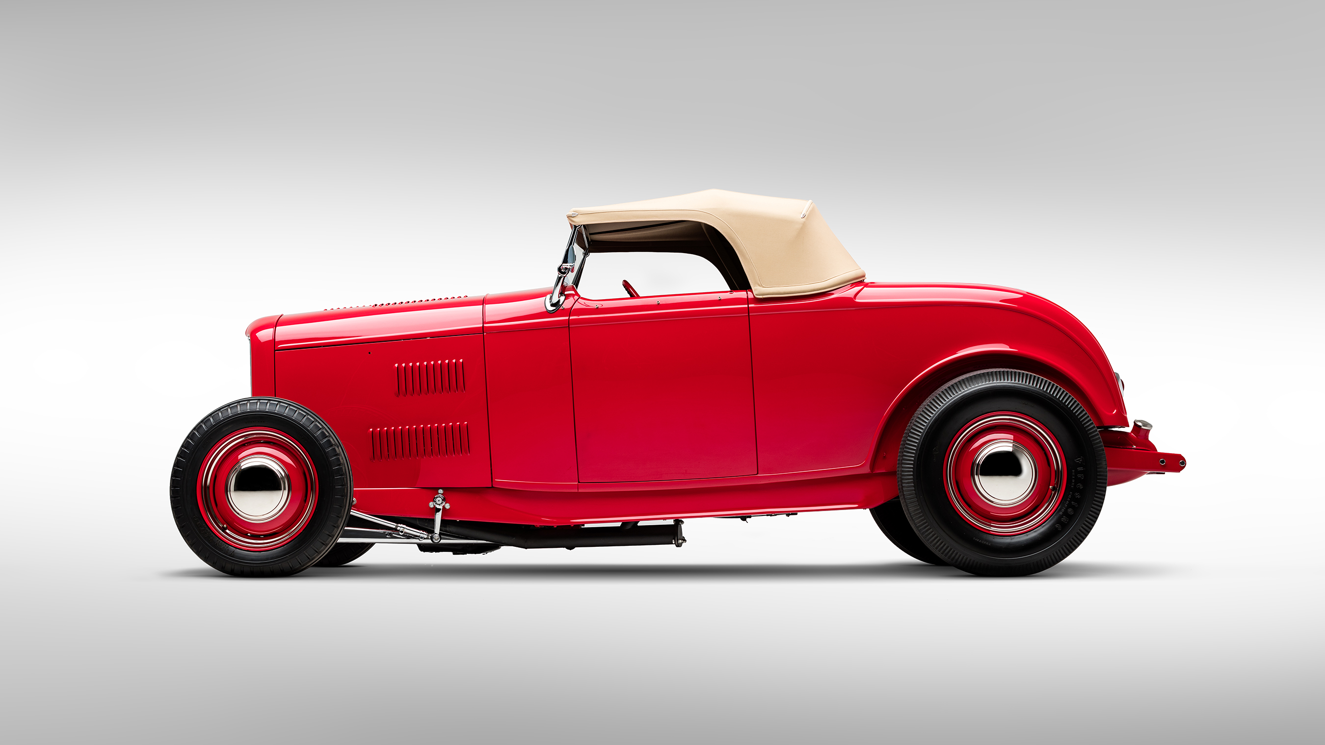 1932 Ford V-8 Roadster, McGee Roadster