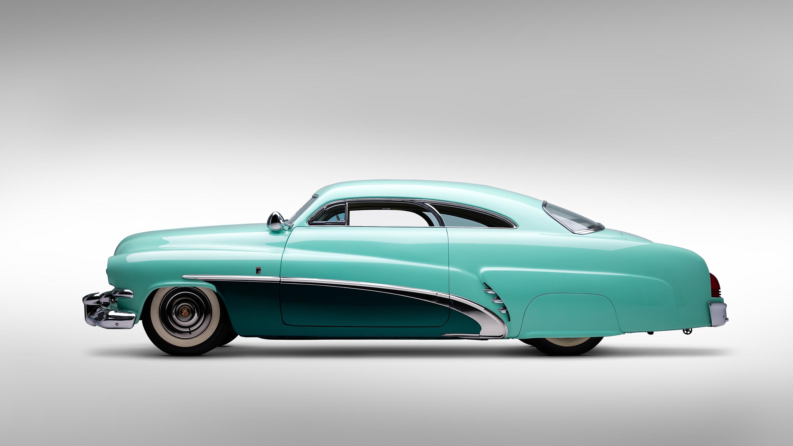 1951 Mercury Coupe, Hirohata Merc
