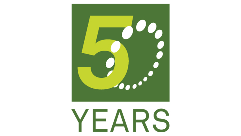Quest Diagnostics 50th Anniversary Logo