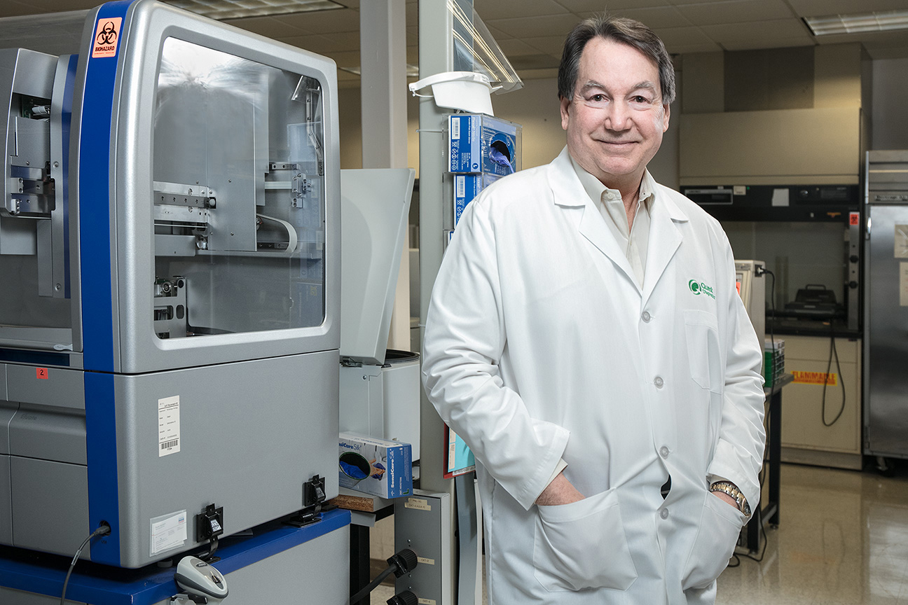 Steve Rusckowski, Chairman, President and Chief Executive Officer of Quest Diagnostics