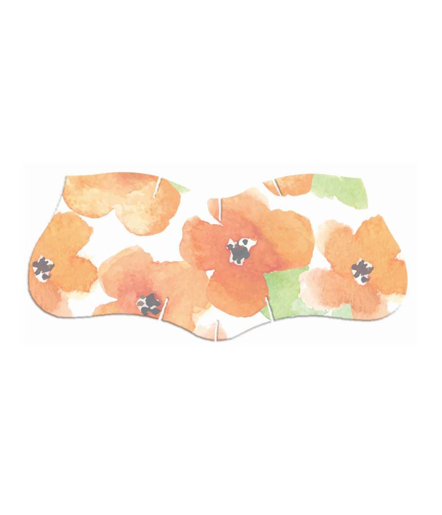 Bioré Limited Edition Deep Cleansing Pore Strips in chic, fun poppy floral prints