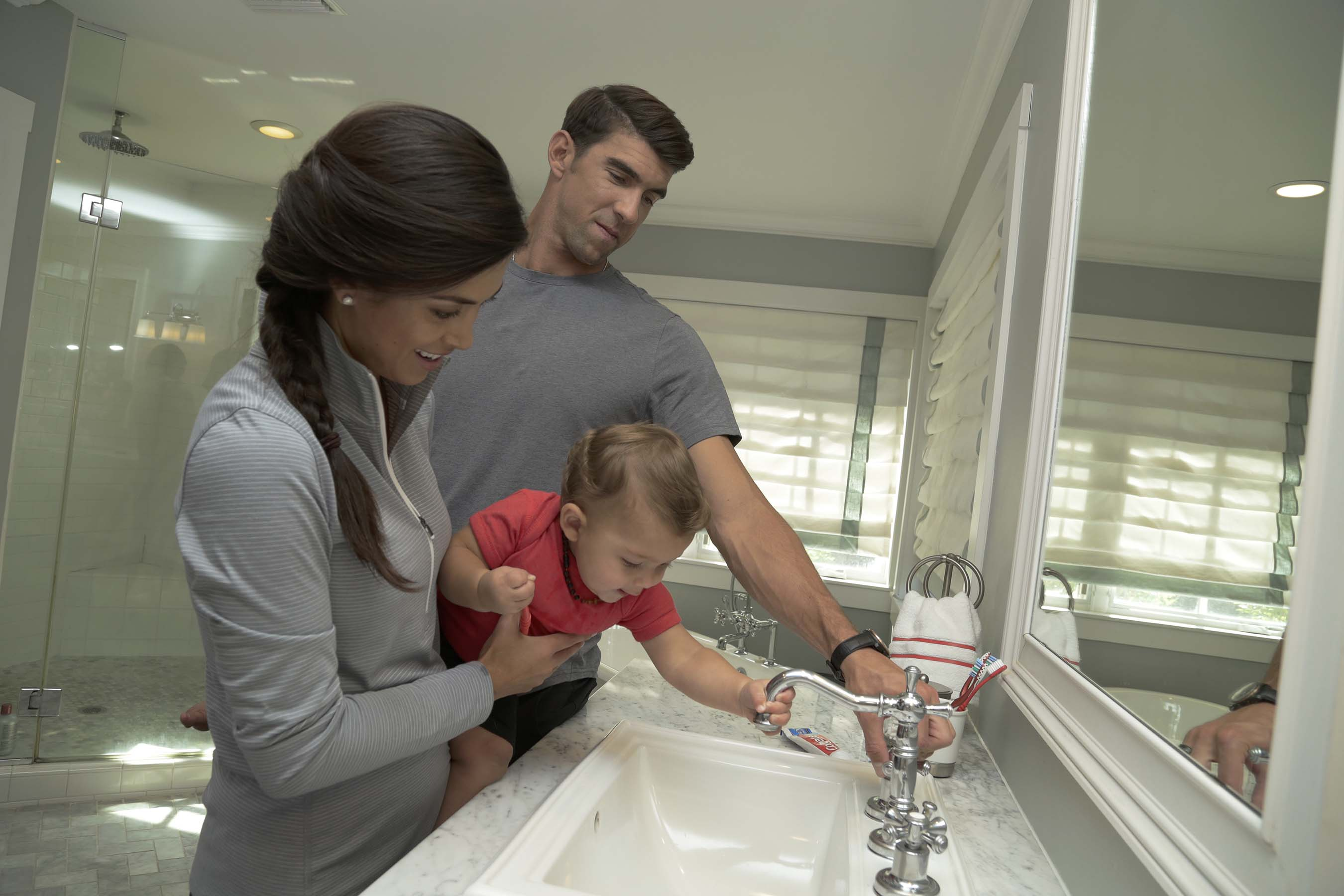 Colgate-Palmolive And World Champion Swimmer Michael Phelps Team Up To Make Waves In Water Conservation By Inspiring A New Generation To Turn Off The Faucet