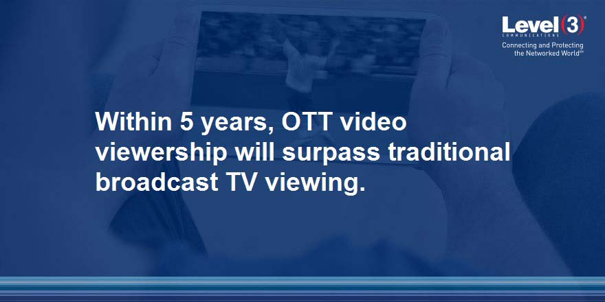 OTT Video Viewership is Booming