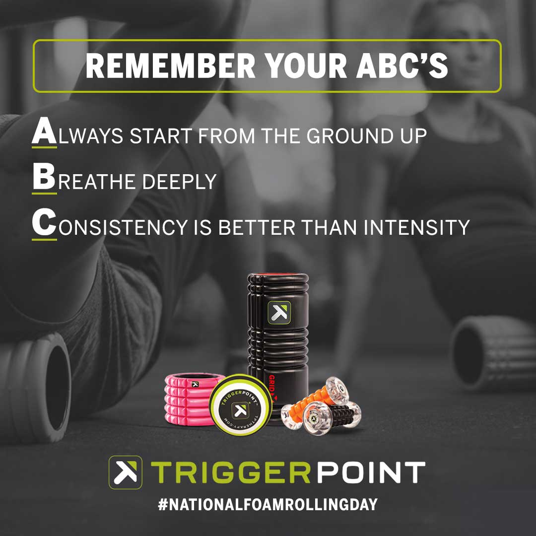 The ABCs of Foam Rolling