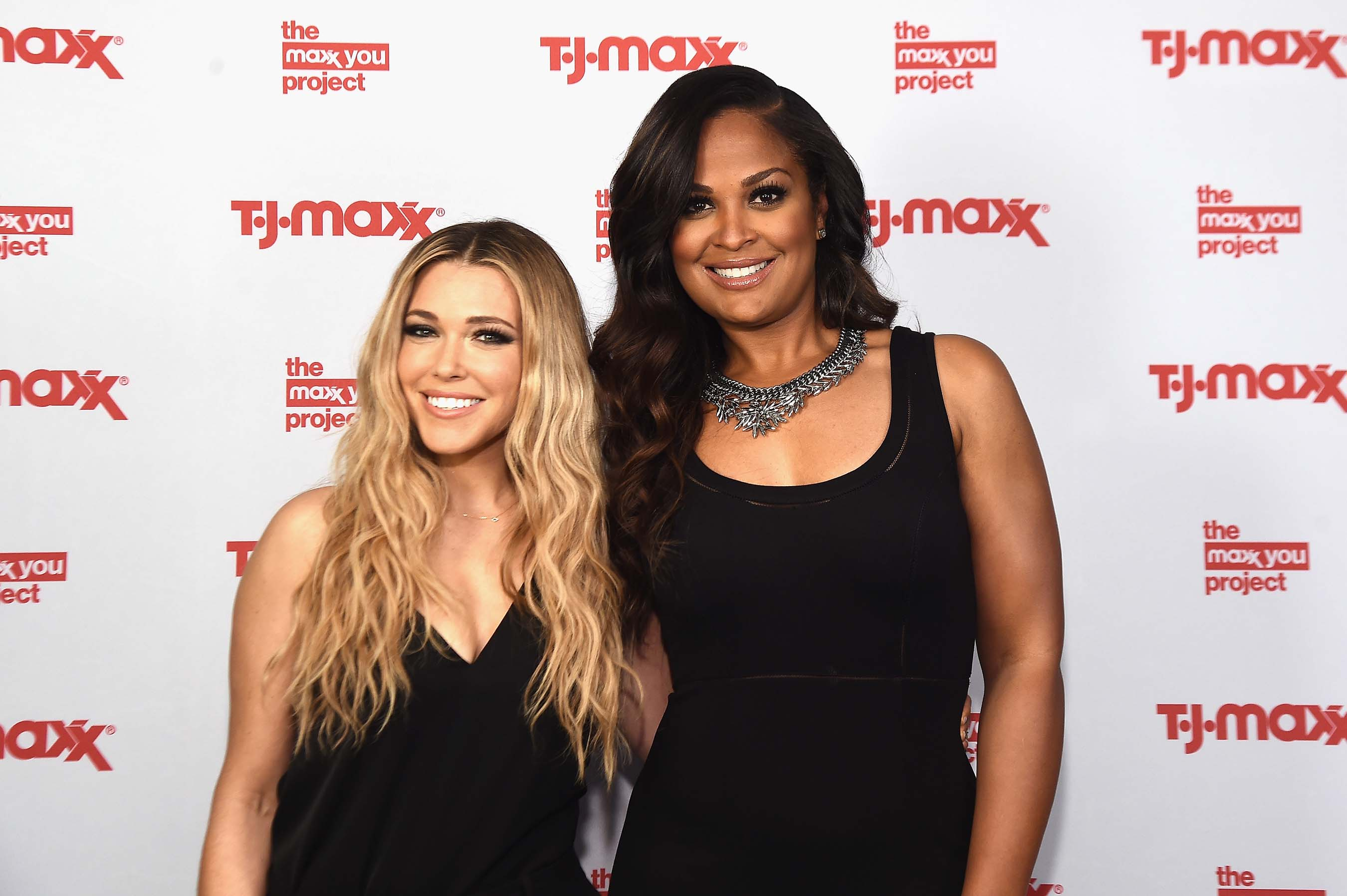 Laila Ali and Rachel Platten kick off The Maxx You Project with T.J.Maxx in New York City