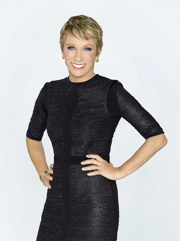 "Barbara Corcoran partners with T.J.Maxx to launch ""The Maxx You Project"""