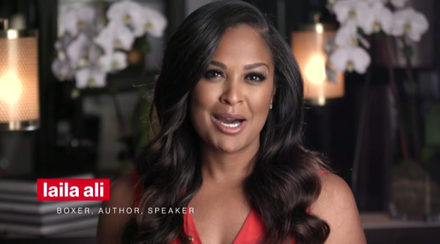 "Laila Ali partners with T.J.Maxx to launch ""The Maxx You Project,"" encouraging women to let their individuality shine"