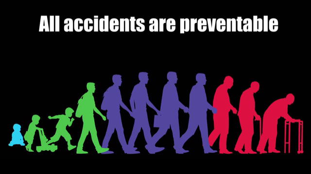 All accidents are preventable