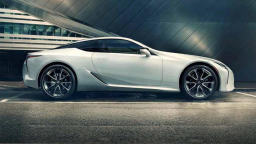 It's a New Era of Lexus Performance and Design
