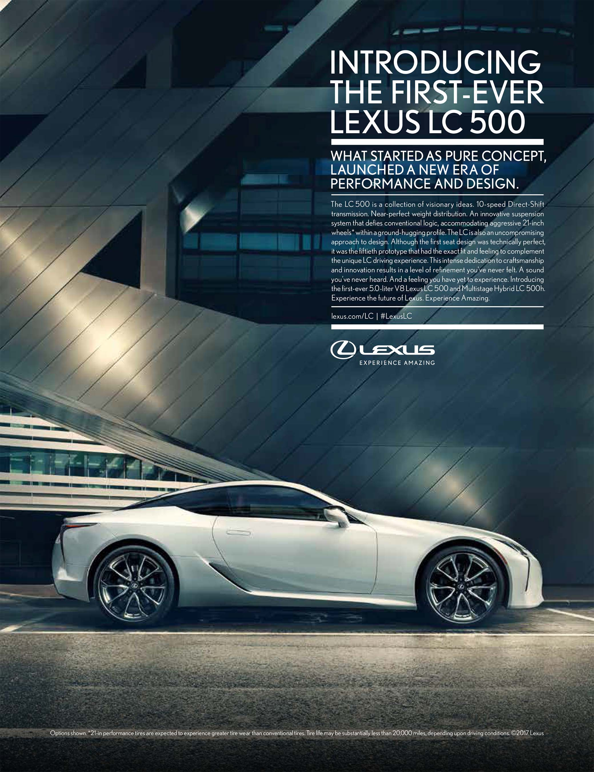 It S A New Era Of Lexus Performance And Design