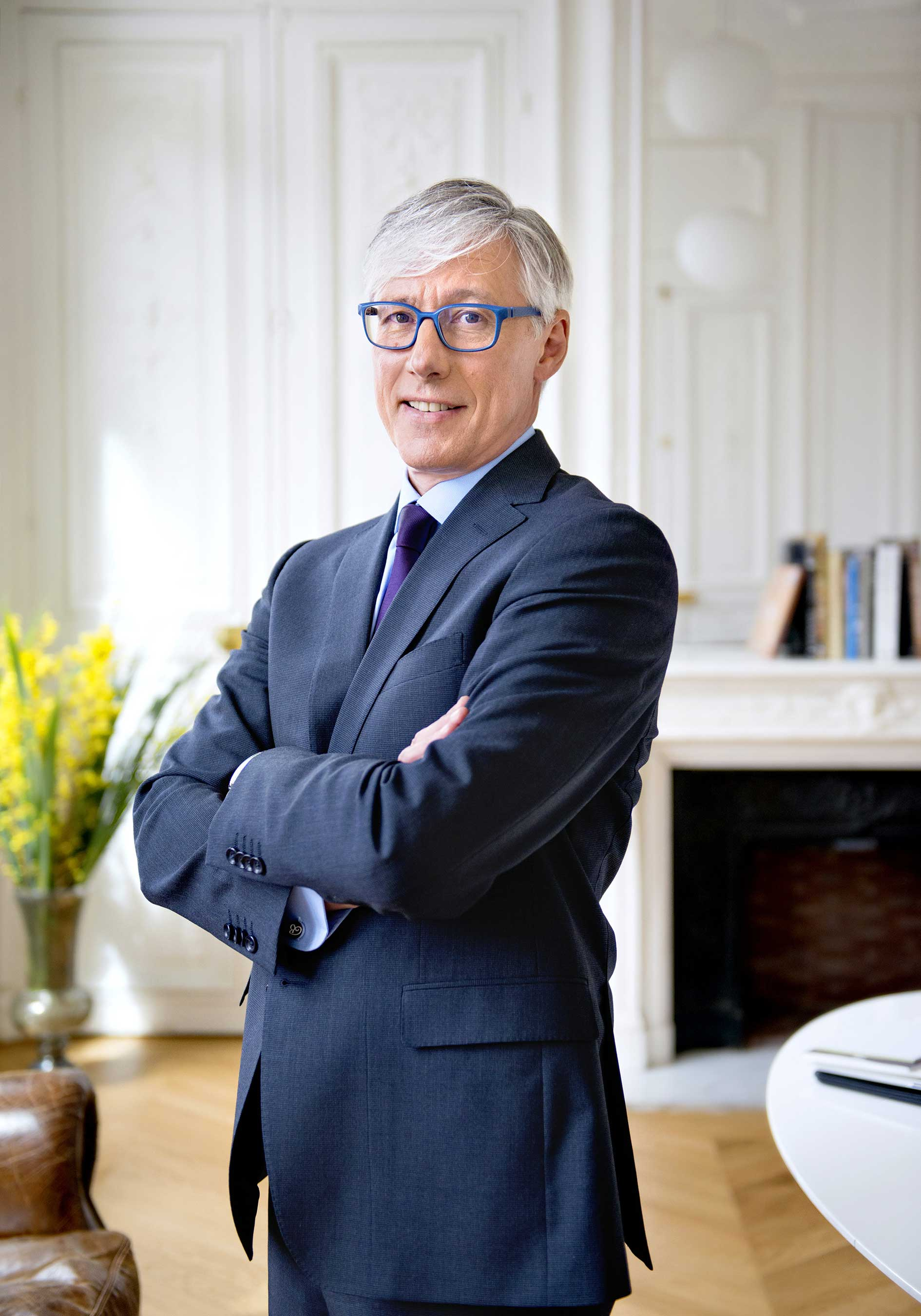 Olivier Brandicourt, Chief Executive Officer