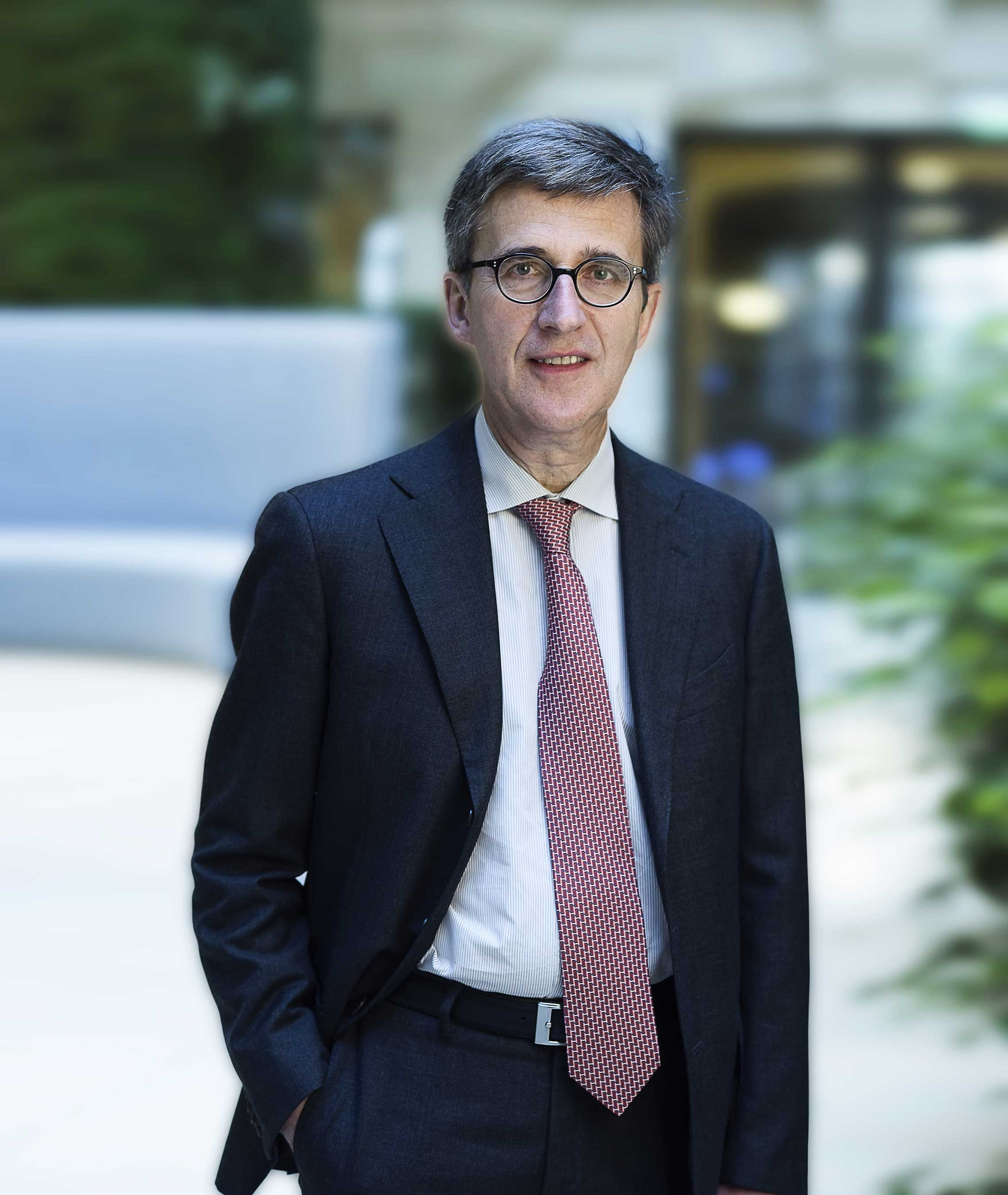 Jérôme Contamine, Executive Vice President, Chief Financial Officer