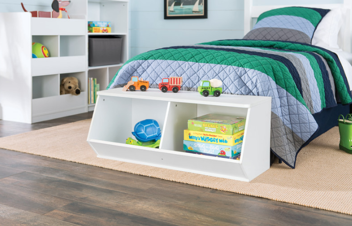 Help your children get and stay organized with ClosetMaid's new KidSpace collection.