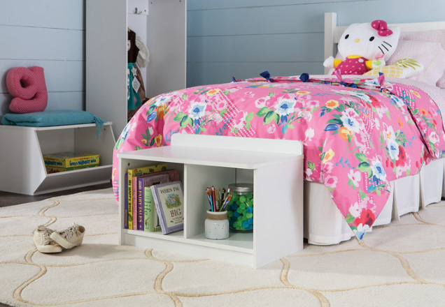 ClosetMaid's new KidSpace collection was designed with kids in mind.