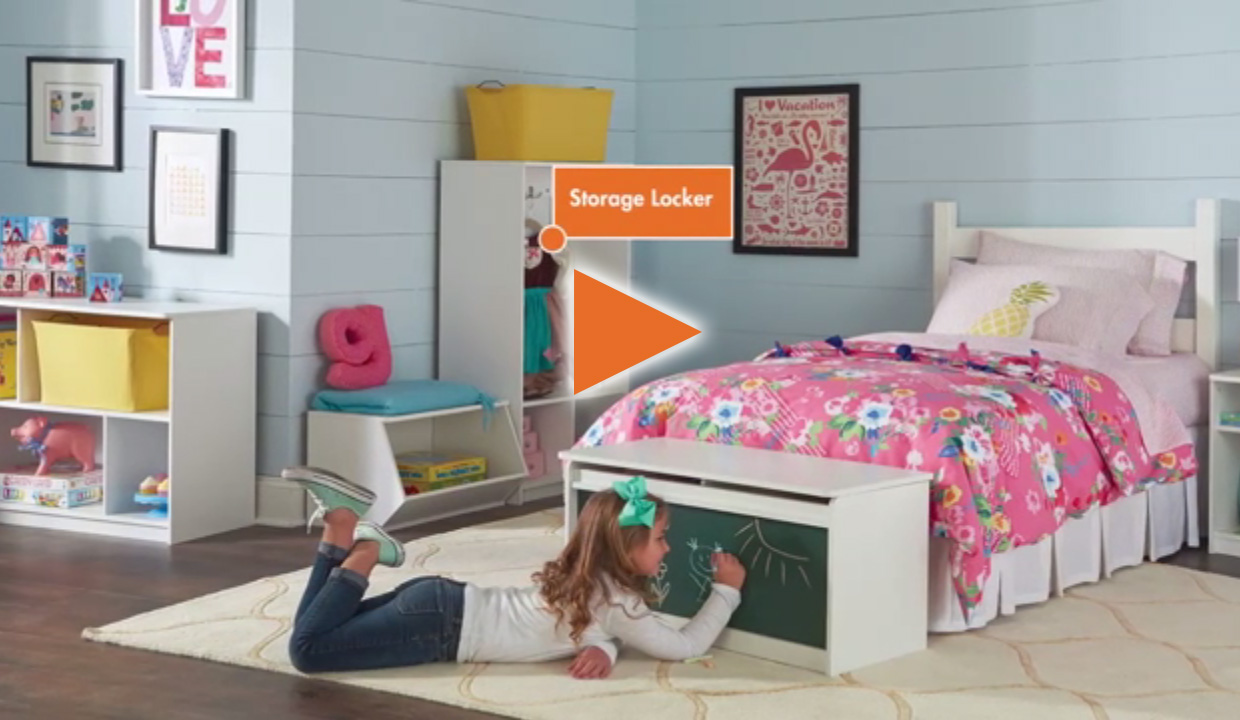 KidSpace™ Collection From ClosetMaid Video