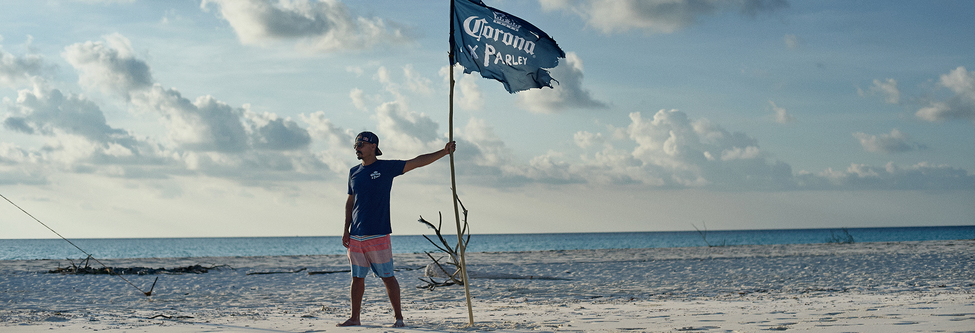 Corona and Parley for the Oceans form a global partnership to address marine plastic pollution; commitment to protect 100 islands by 2020.