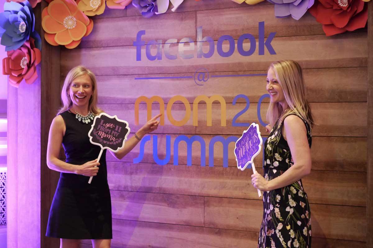Facebook at Mom 2.0 #FBMom