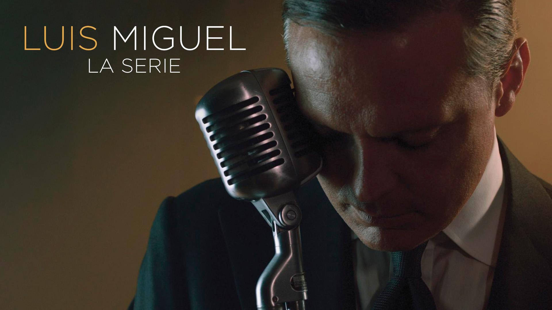Telemundo Mini Series | Luis Miguel