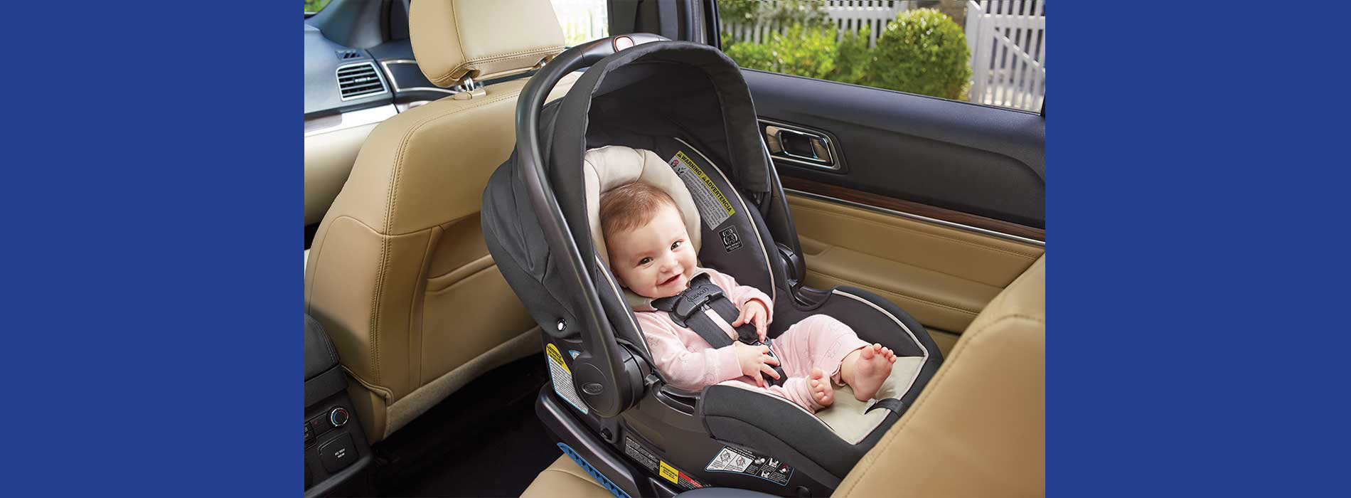 Everything Just Clicks With New Graco Snugride Snuglock
