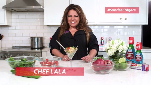 Chef Lala, Easy Healthy Recipe