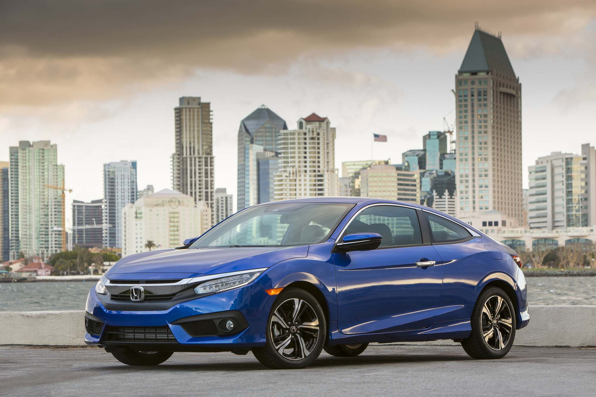 2017 Honda Civic -  KBB.com 10 Coolest Cars: Comfortable, fun to drive and feature-packed, the well-rounded Civic also delivers all the refinement, reliability and reputation that typically accompany the Honda badge.