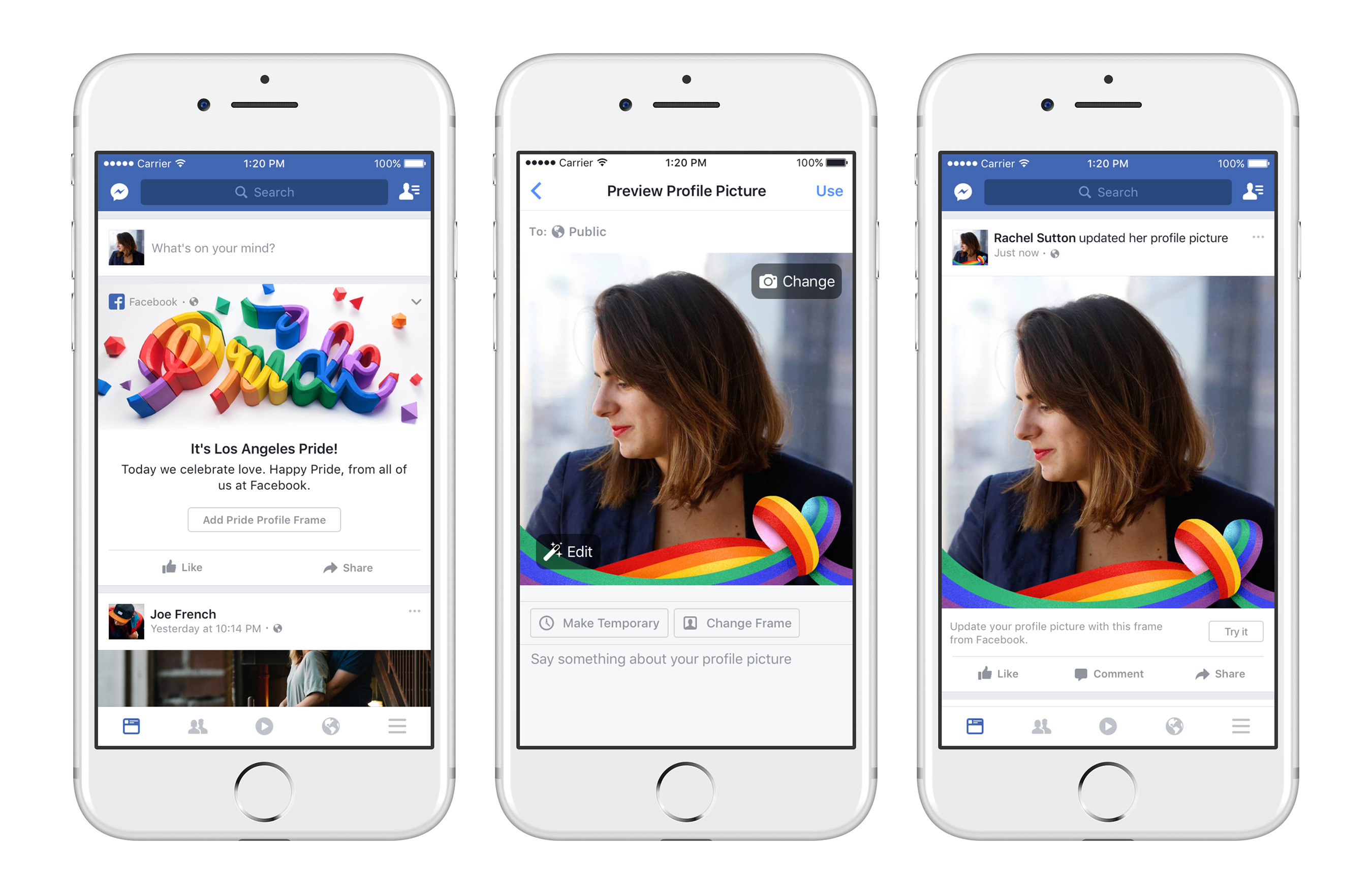 Want to Show Your Support for Pride on Facebook? Here\'s How!