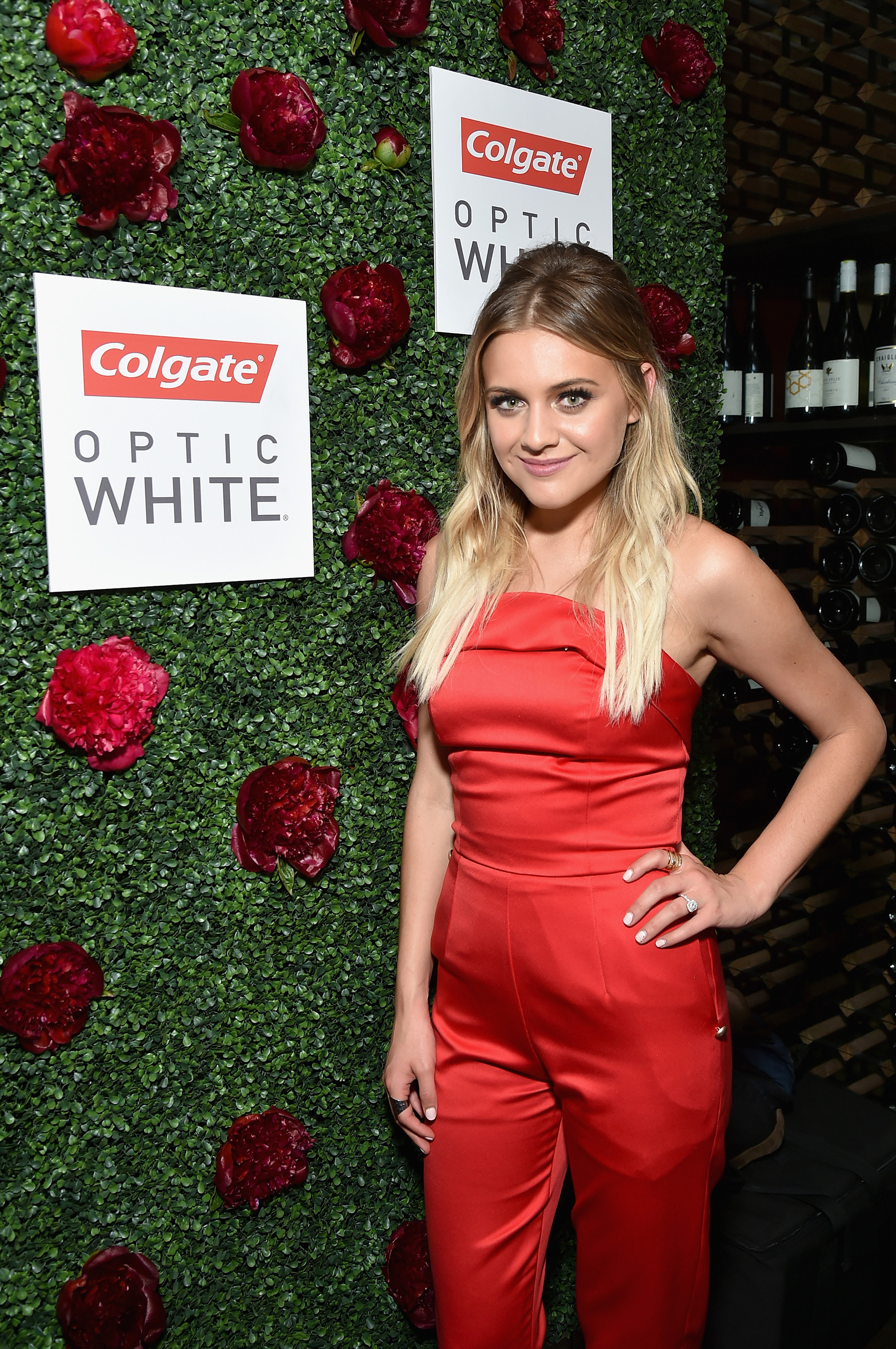 Colgate® Optic White® Partners With Country Music Star Kelsea Ballerini To Share Her Personal Journey And Real Moments That Make Her Smile