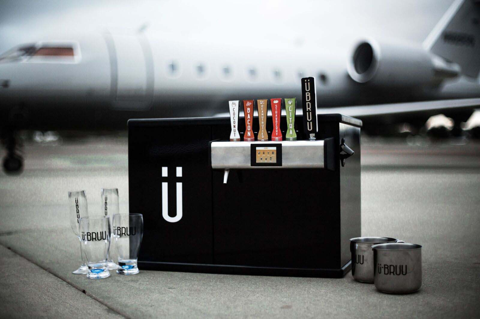 UBruu Beverage Dispenser Kickstarter!