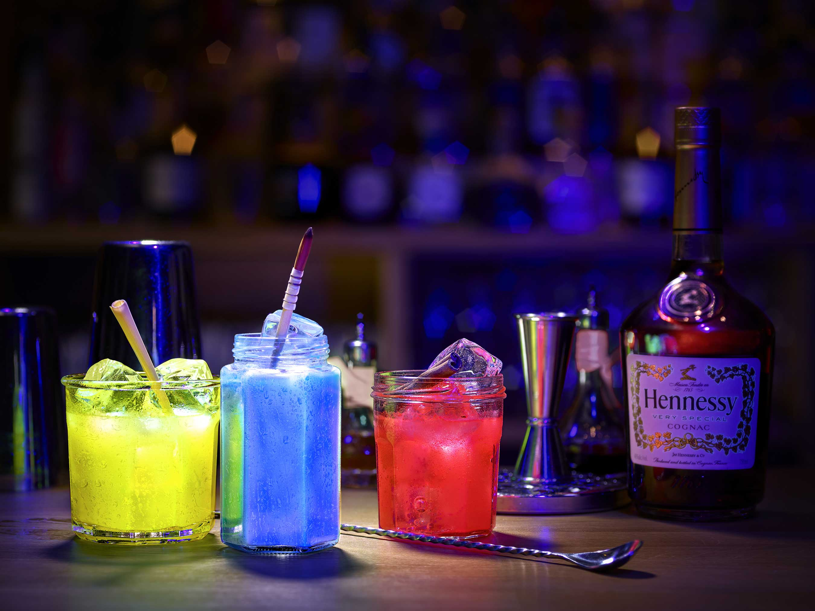 V.S Limited Edition Inspired Cocktails