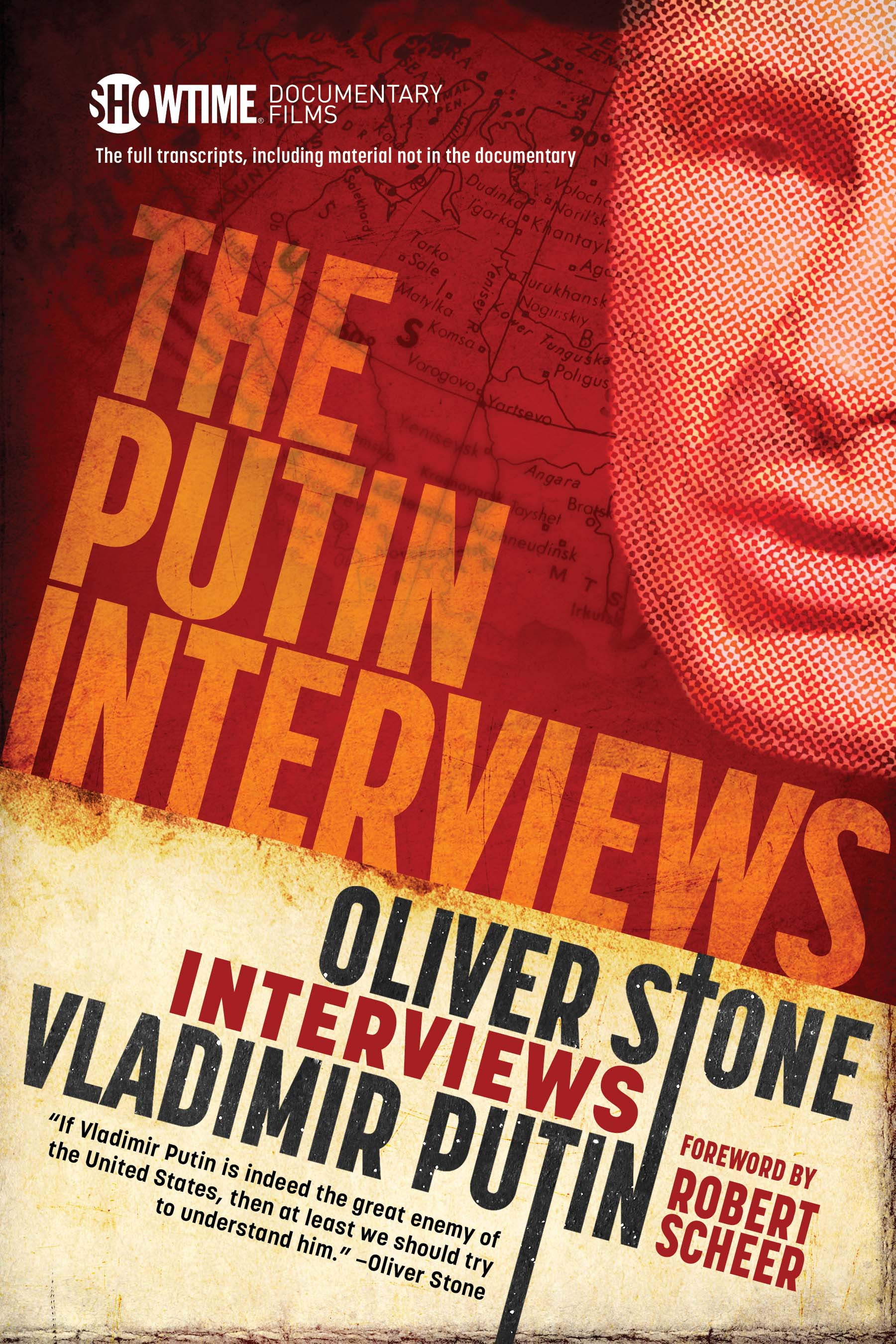 The Putin Interviews: Oliver Stone Interviews Vladimir Putin - Hot Books, June 16, 2017