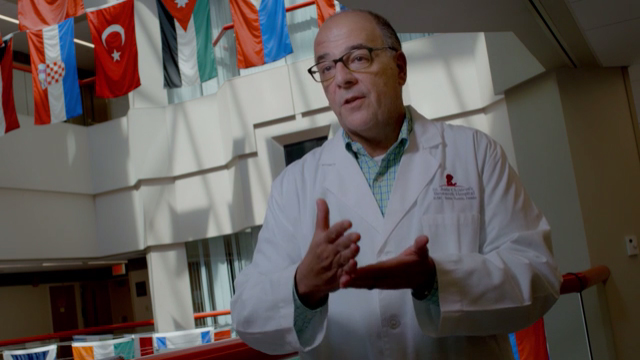 Alberto Pappo describes the benefit of the Childhood Solid Tumor Network from an oncology clinician's perspective.
