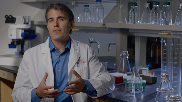 Michael Dyer explains the impact of the Childhood Solid Tumor Network and its applications for oncology researchers and physicians.