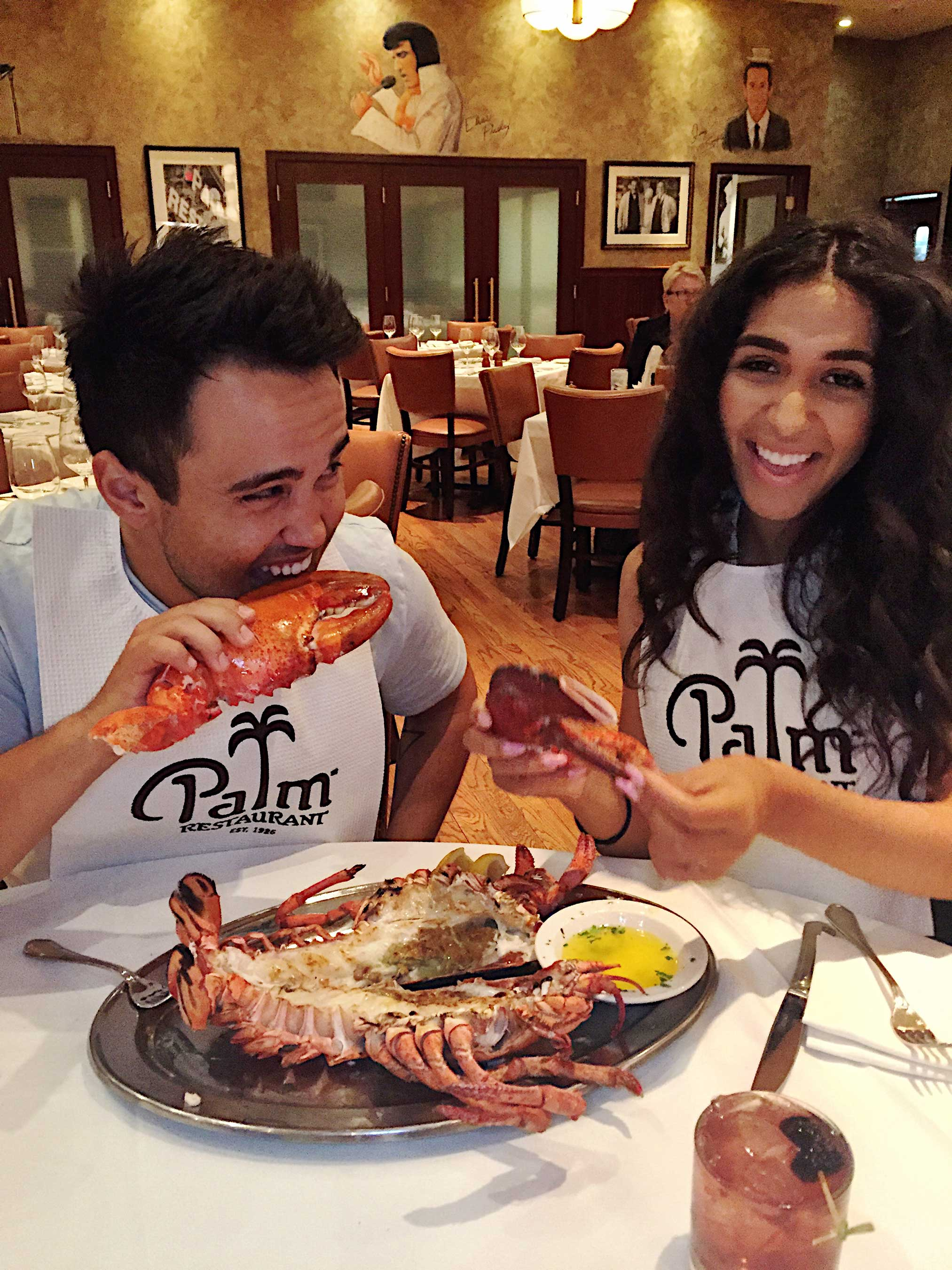 The Wait is Over! Summer Lobster Returns to The Palm on National Lobster Day